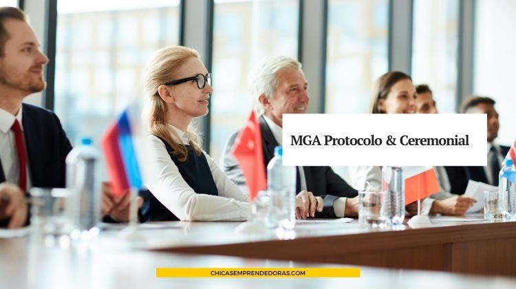 MGA Protocolo & Ceremonial: Asesoramiento y Capacitación