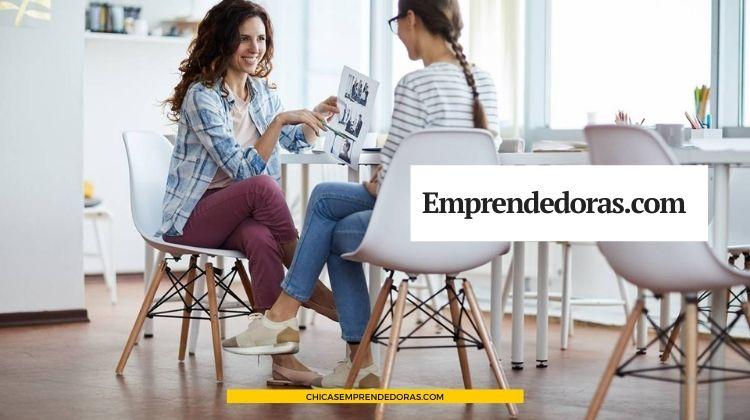 Emprendedoras.com: Comunidad Virtual para Emprendedoras