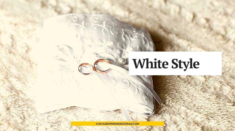 White Style: Organizando Casamientos Únicos