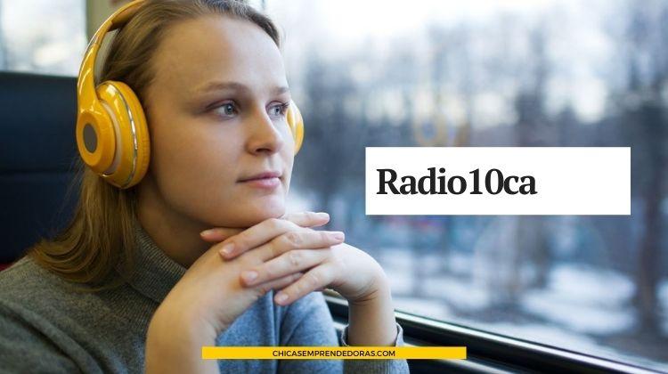 Radio10ca: Emprendedora Radial