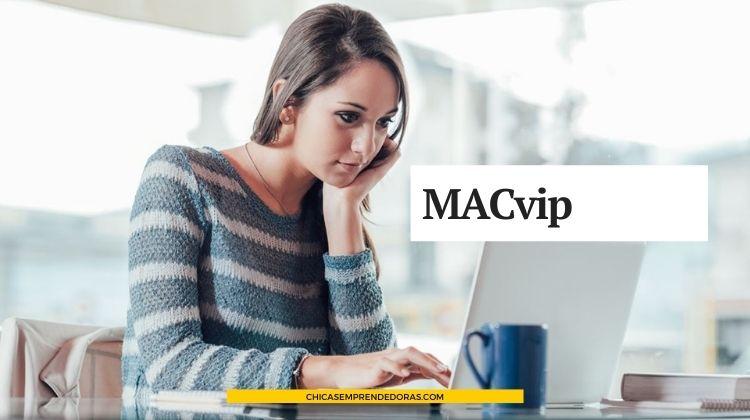 Chicas Emprendedoras Presentando su Blog MACvip