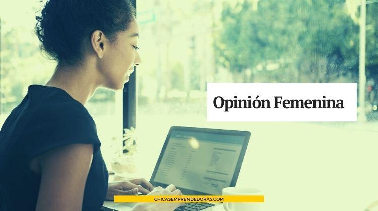 Opinión Femenina: Escribir Artículos