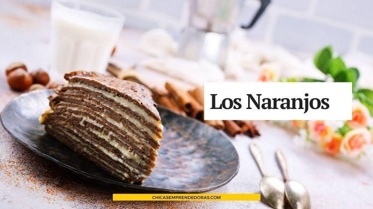 Los Naranjos: Pastelería y Catering