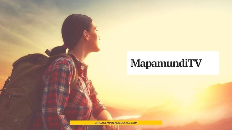 MapamundiTV: programa televisivo de viajes y turismo cultural