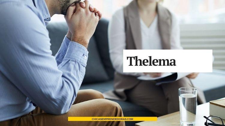 Thelema: Centro de Asistencia y Desarrollo Terapéutico