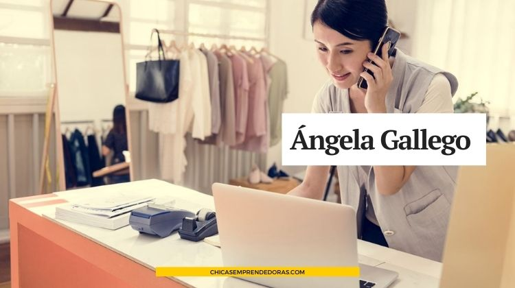 Ángela Gallego: Moda, Calzado y Ropa