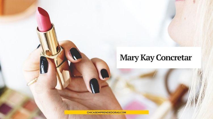 Mary Kay Concretar