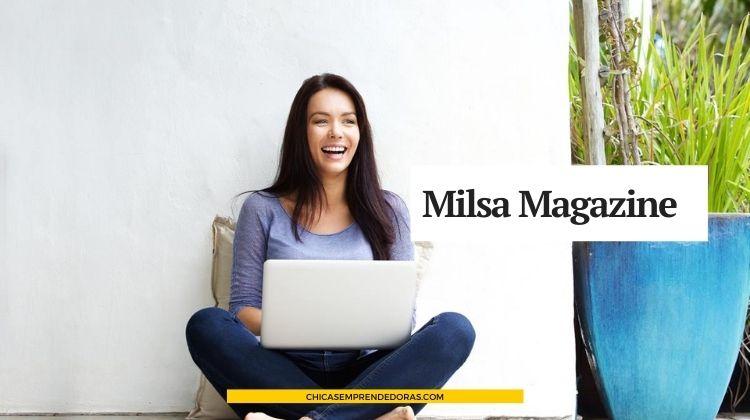 Milsa Magazine: Revista Mensual Online Para Participar