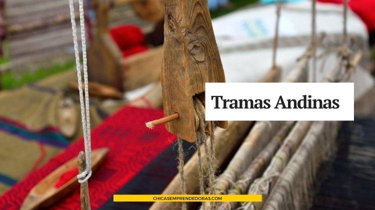 Tramas Andinas: Tejidos Artesanales en Telar