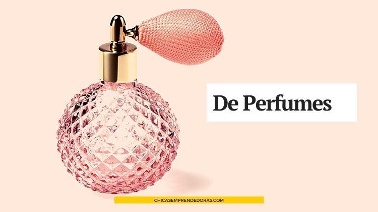 De Perfumes: Web y Foro sobre Perfumes y Fragancias