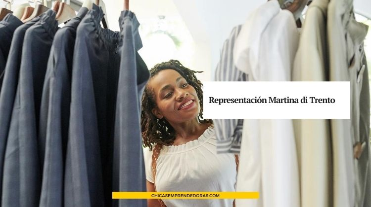Representación Martina di Trento Uruguay