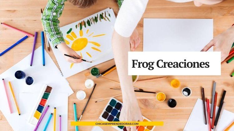Frog Creaciones: Artesanías en Porcelana Fría