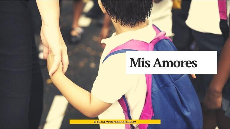 Mis Amores: Bolsos, Carteras y Mochilas para Niños