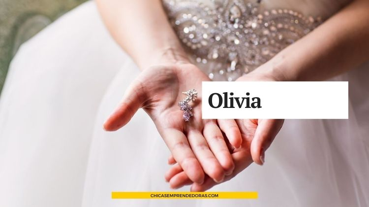 Olivia: Diseño de Bijoux con Piedras y Cristales