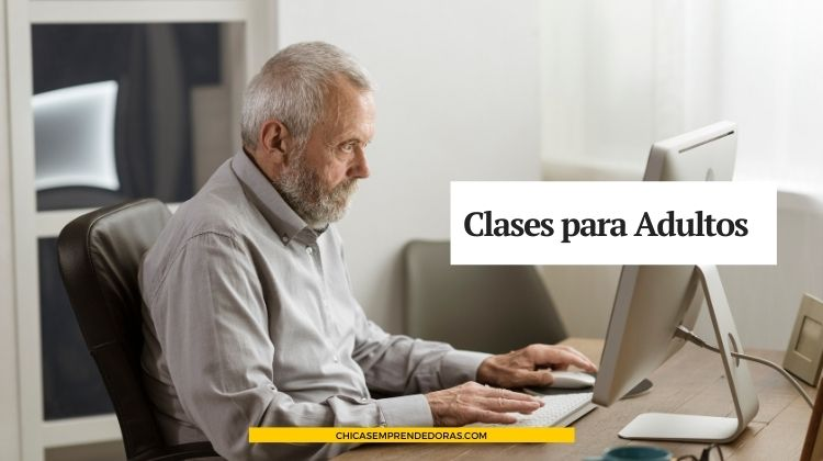 Clases para Adultos: Informática e Internet para Mayores