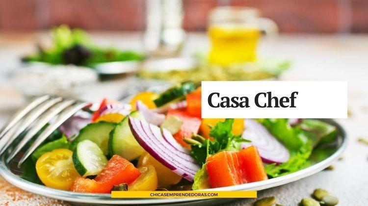 Casa Chef: Servicio de Viandas a Domicilio