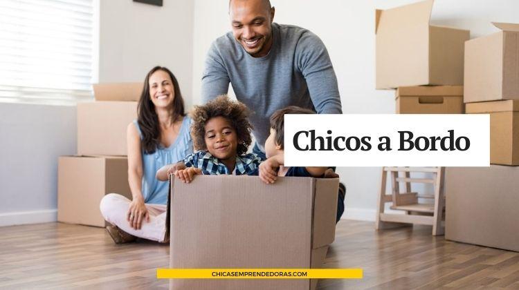 Chicos a Bordo: Revista Guía Para Padres