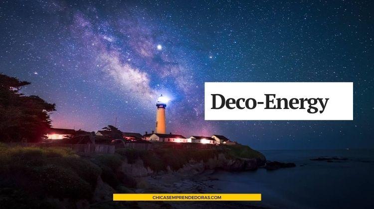 Deco-Energy: Simulación de Cielo Estrellado