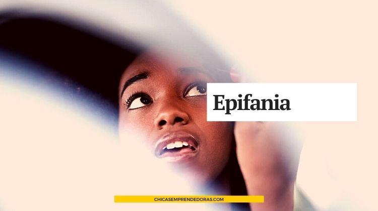 Epifania: Desarrollo de Imagen