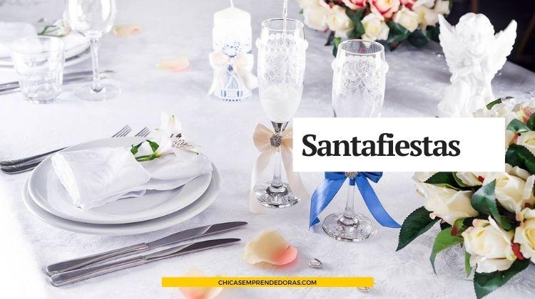 Santafiestas: Ideas, Productos y Servicios para Eventos