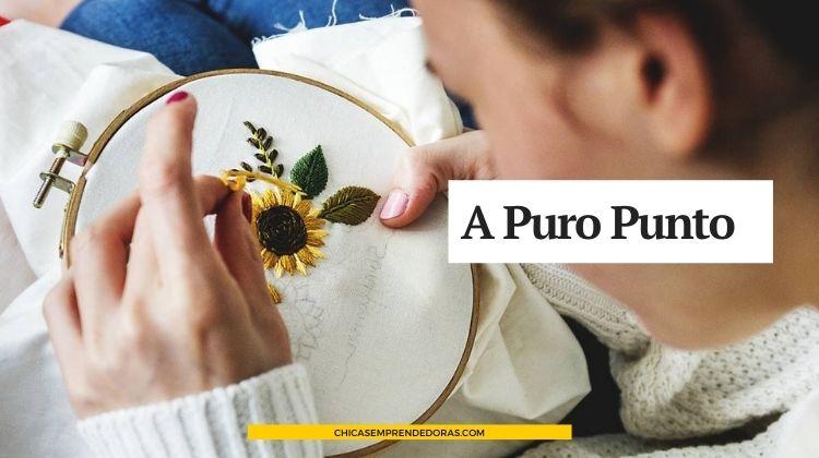A Puro Punto: Crochet y Bordado