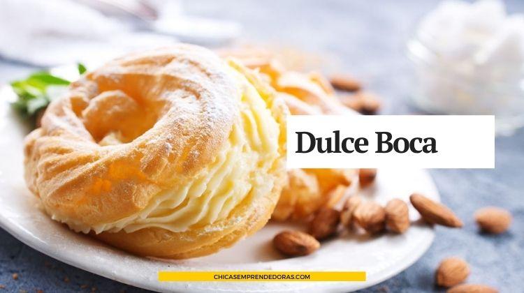 Dulce Boca: Pastelería - Salón de Té