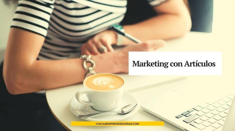 Marketing con Artículos Paso a Paso: Escribiendo para Darse a Conocer