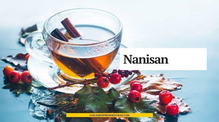 Nanisan: Diseños en Juegos de Té