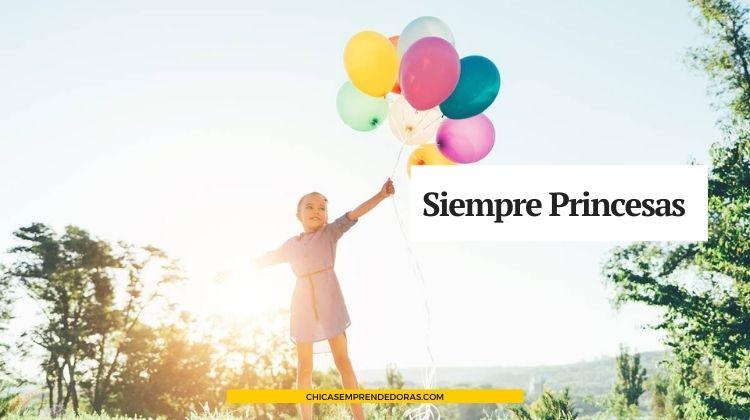 Siempre Princesas: Ambientación para Cumpleaños