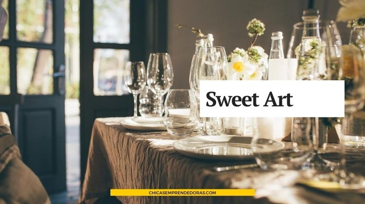 Sweet Art: Organización Integral de Eventos