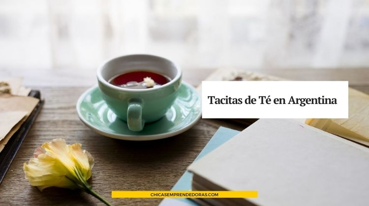 Tacitas de Té en Argentina: Club Internacional para Mujeres
