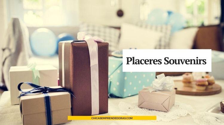 Placeres Souvenirs: Souvenirs y Regalos Personalizados