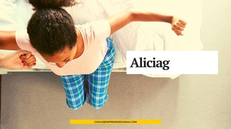 Aliciag: Diseño de Pantuflas y Badanas