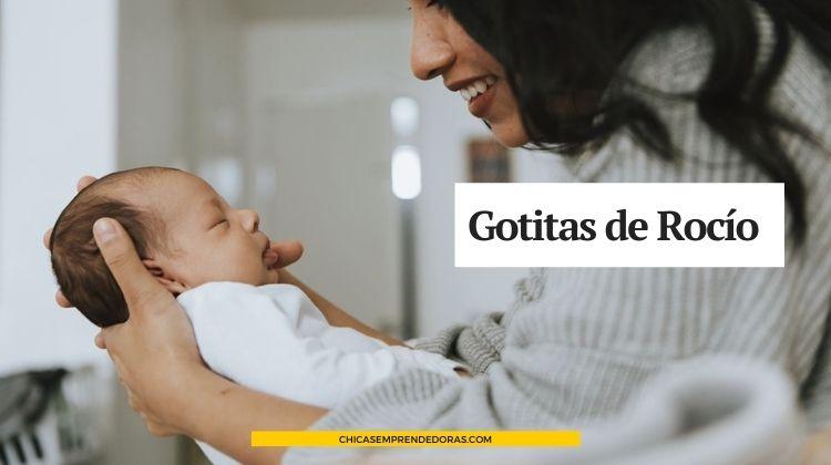 Gotitas de Rocío: Regalos para Bebés y Mamás