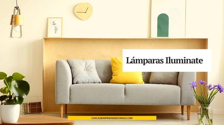 Lámparas Iluminate: Diseño de Pantallas