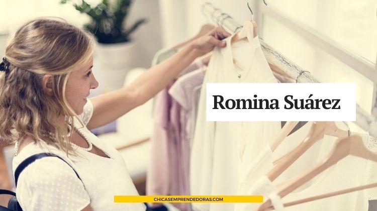 Romina Suárez - Martina Di Trento y Sensia