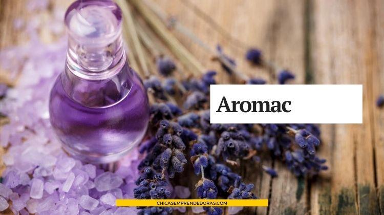 Aromac: Perfumes Ambientales y Para Ropa