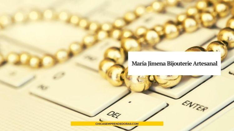 María Jimena Bijouterie Artesanal: Diseño de Collares