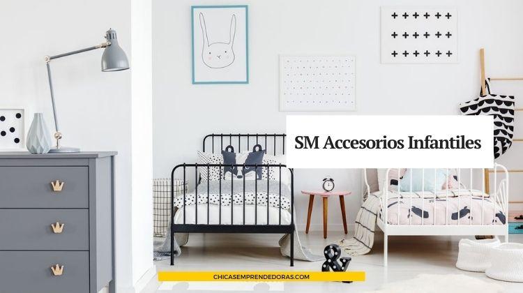 SM Accesorios Infantiles: Objetos en Madera para Decoración de Habitación y Espacios