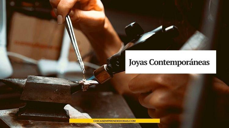 Joyas Contemporáneas: Diseño de Joyas en Plata