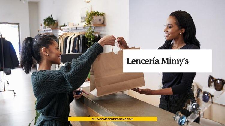 Lencería Mimy's: Comercializadora de Lencería Por Mayor y Menor