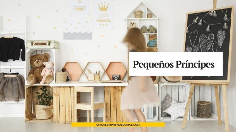 Pequeños Príncipes: Objetos de Decoración Infantil