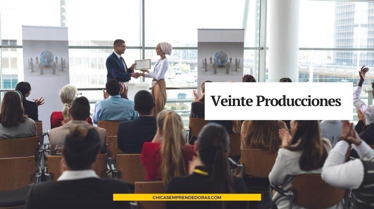 Veinte Producciones: Eventos Corporativos y Eventos Sociales