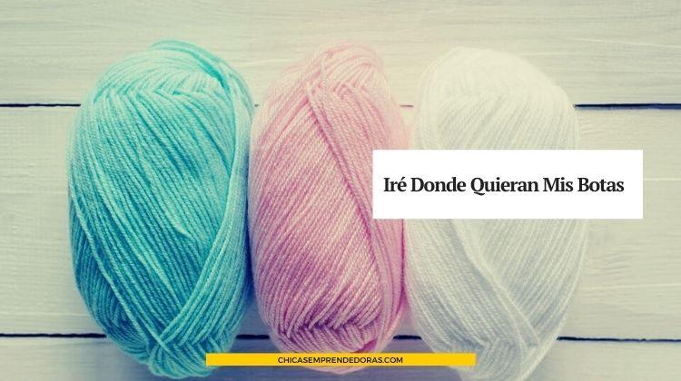 Iré Donde Quieran Mis Botas: Tejidos a Crochet