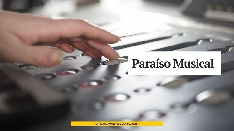 Paraíso Musical: Programa de Radio
