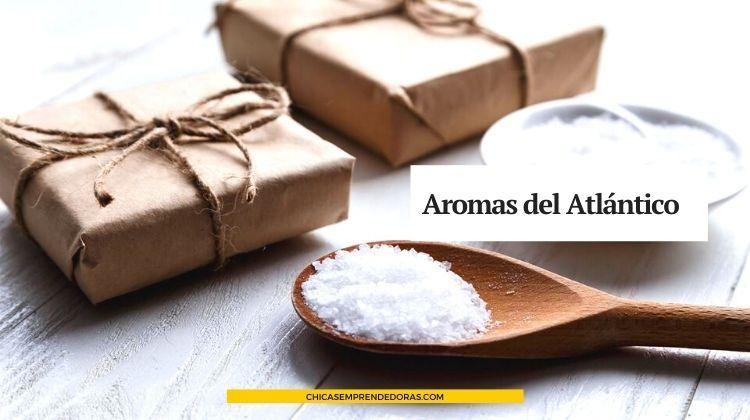Aromas del Atlántico: Aromas Cosméticos para Baño