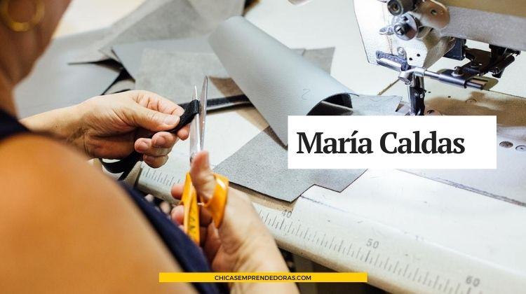 María Caldas: Bolsos, Carteras y Accesorios en Cuero