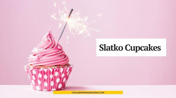 Slatko Cupcakes: Dulces Creaciones Artesanales