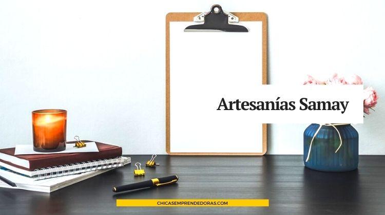 Artesanías Samay: Velas, Fanales y Artesanías