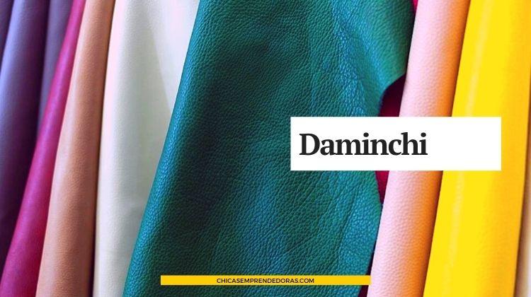 Daminchi: Diseño y Fabricación de Bijouterie y Accesorios en Cuero